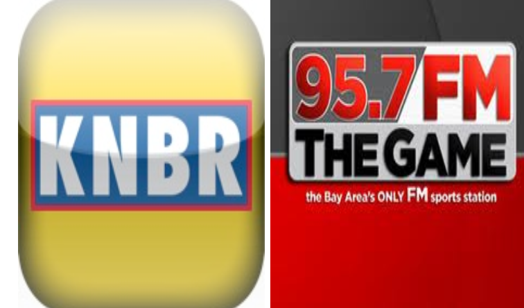 Image result for KNBR 95.7 FM The Game