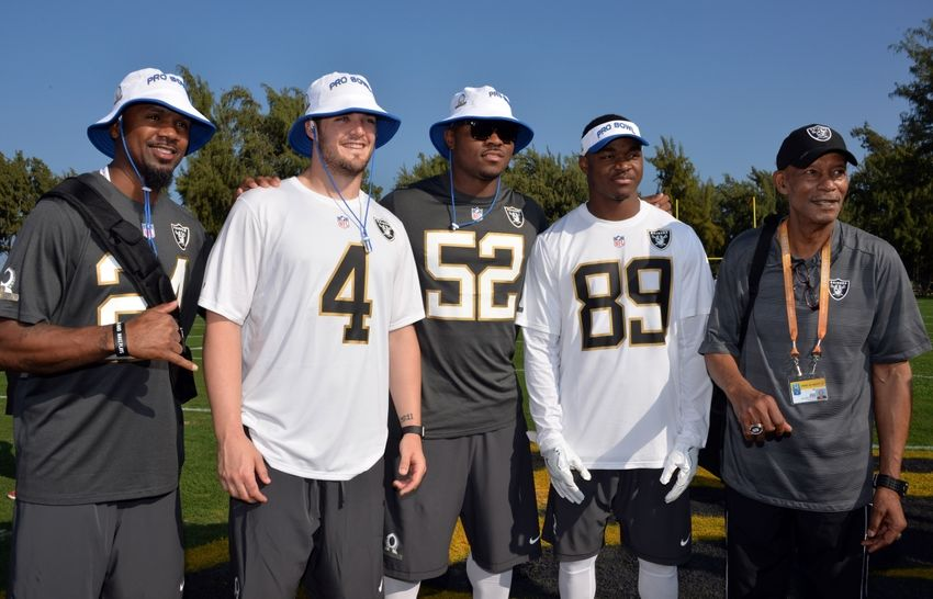 Oakland Raiders' Young Core Must Lead Their Resurgence