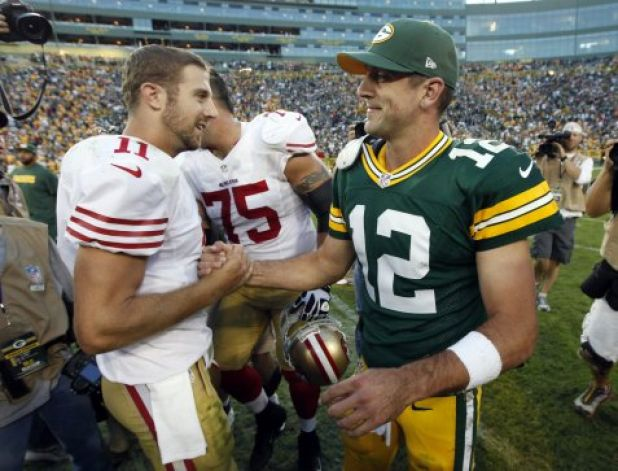 0134a5fa83c Aaron Rodgers  Alex Smith Needs to Be