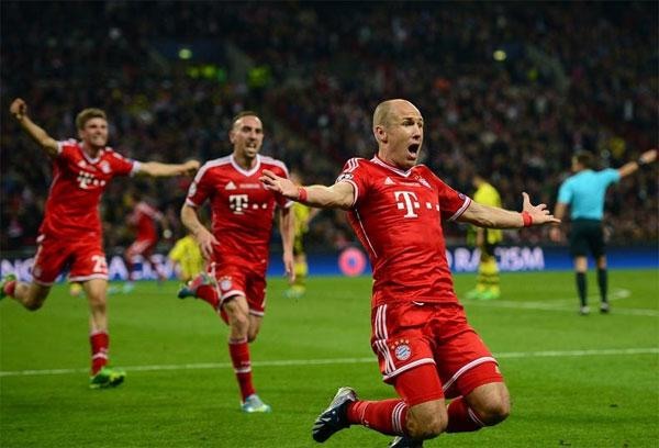 The 2013 14 uefa champions league tournament in a nutshell four times winners bayern munich have beaten domestic rivals borussia dortmund in the first all voltagebd Images