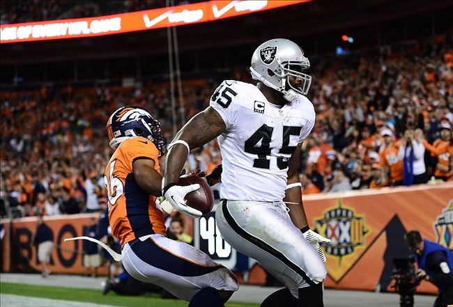 The Raiders Are Wasting A Dynamic Offensive Weapon In