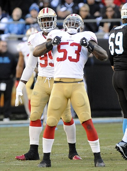 San Francisco 49ers  The Good and The Bad From Win vs. Panthers 5cbf143bb