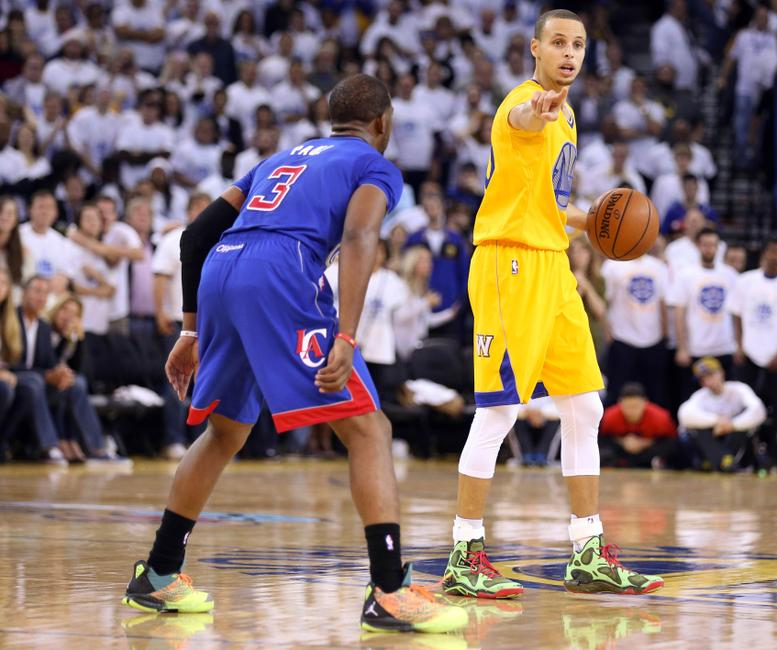 Golden State Warriors: Looking Ahead To The First Round