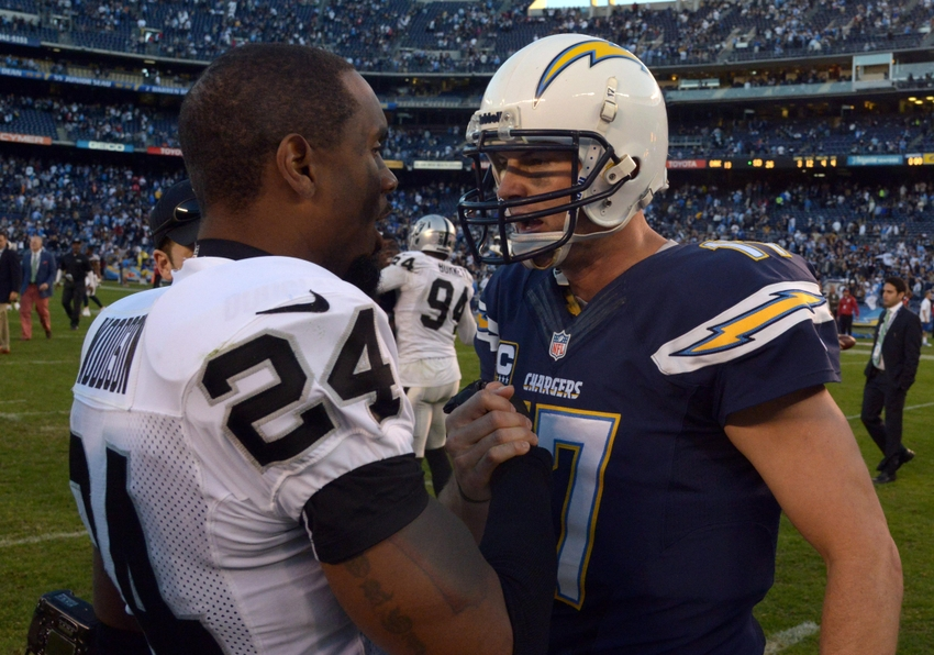 Philip Rivers Chargers 2014