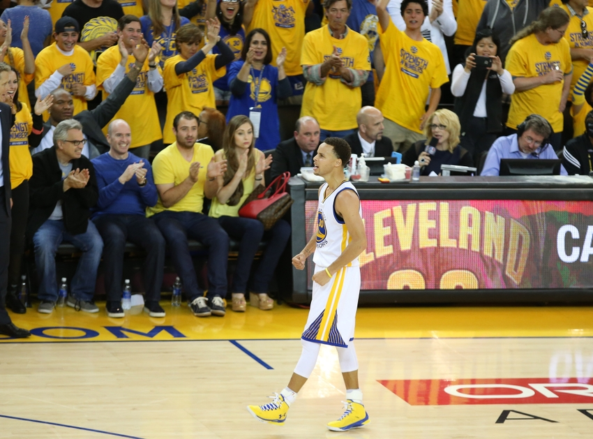 Golden State Warriors Look To Advance to NBA Finals