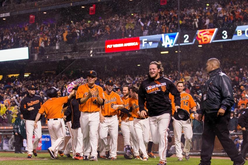 low priced 272b5 b2513 San Francisco Giants & the Week That Was: Opening Week