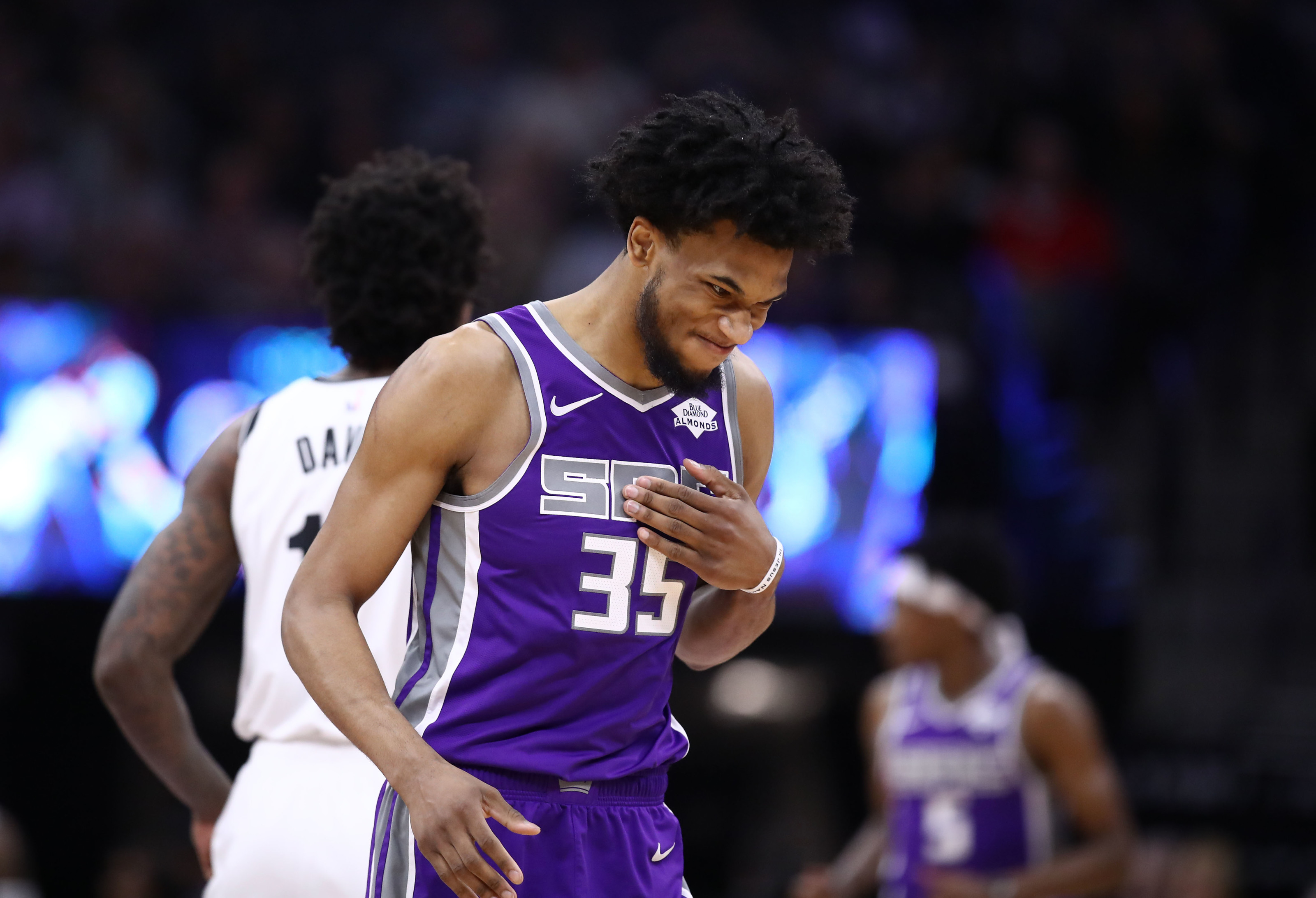 Sacramento Kings Why Marvin Bagley Will Be A Breakout Player Next Year