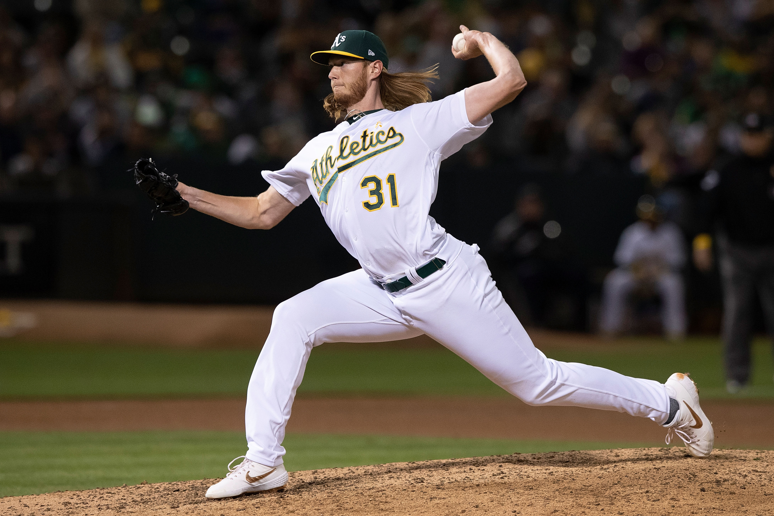 Oakland Athletics: Delayed season could be good news for A.J. Puk
