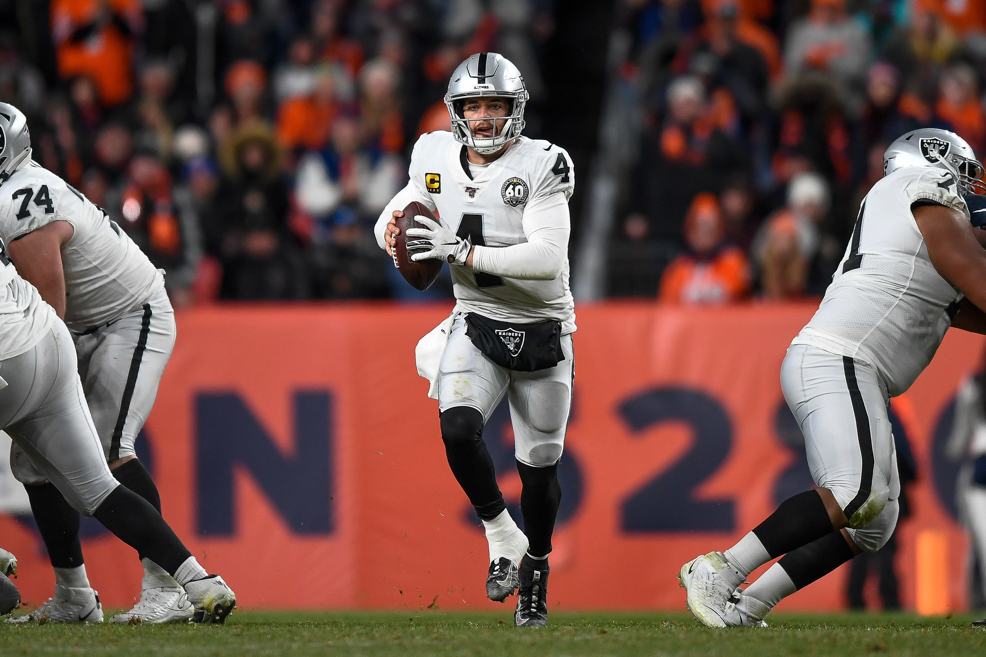 Raiders Rumors: Teams to inquire about Derek Carr at NFL Combine