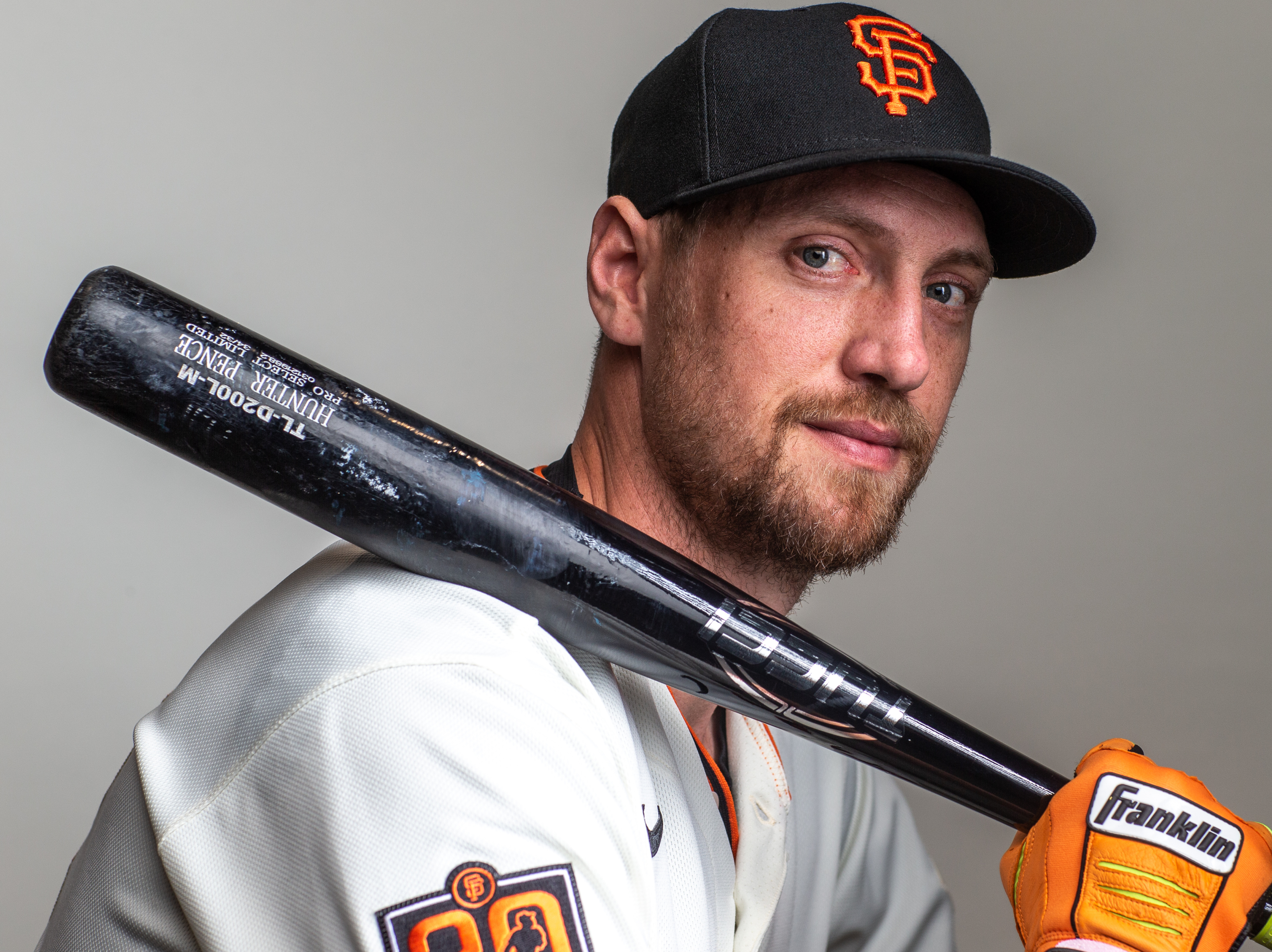 Hunter Pence's leadership valuable for the San Francisco Giants