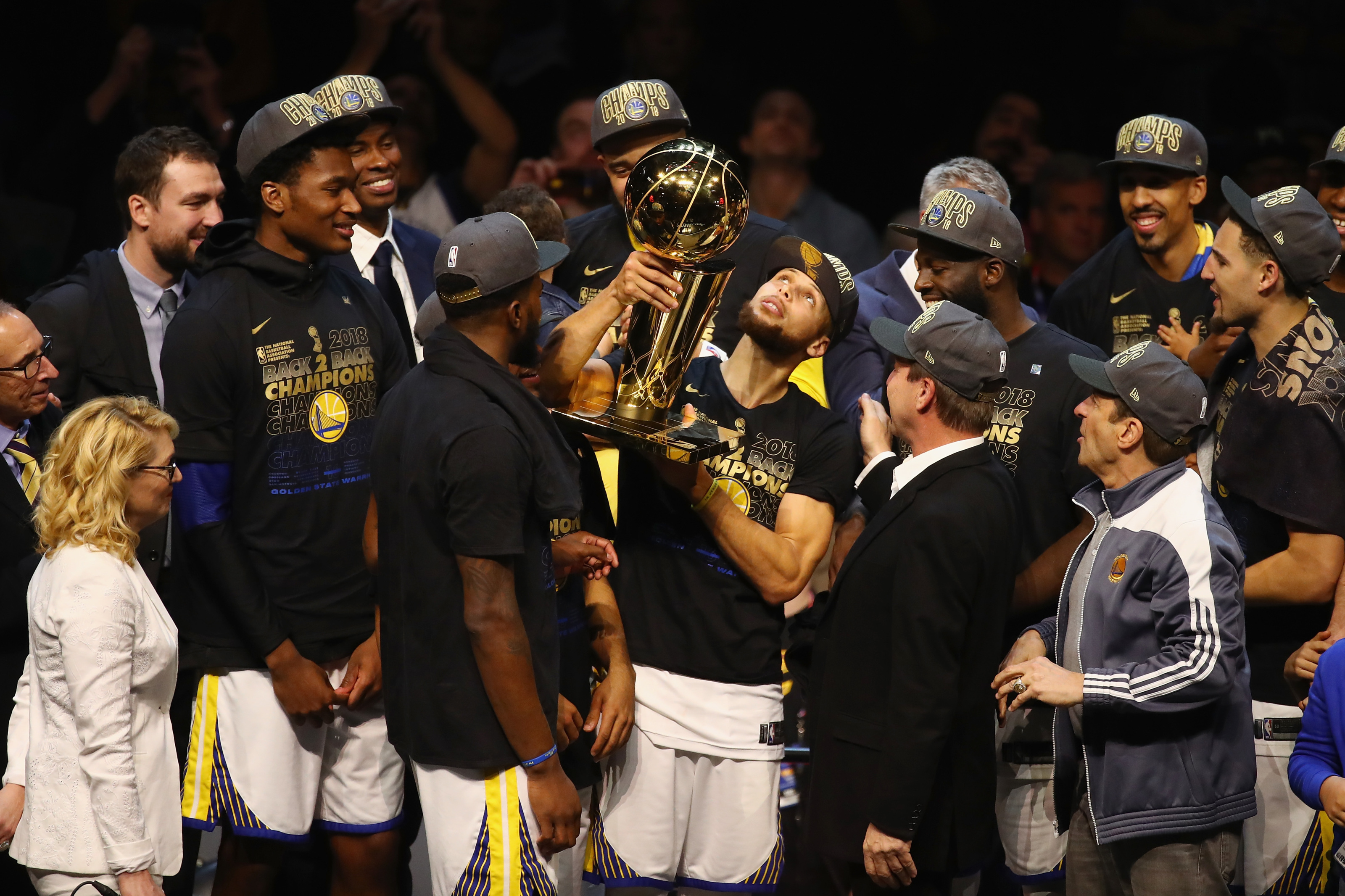 Golden State Warriors Are The Most Disrespected Champions In Nba History