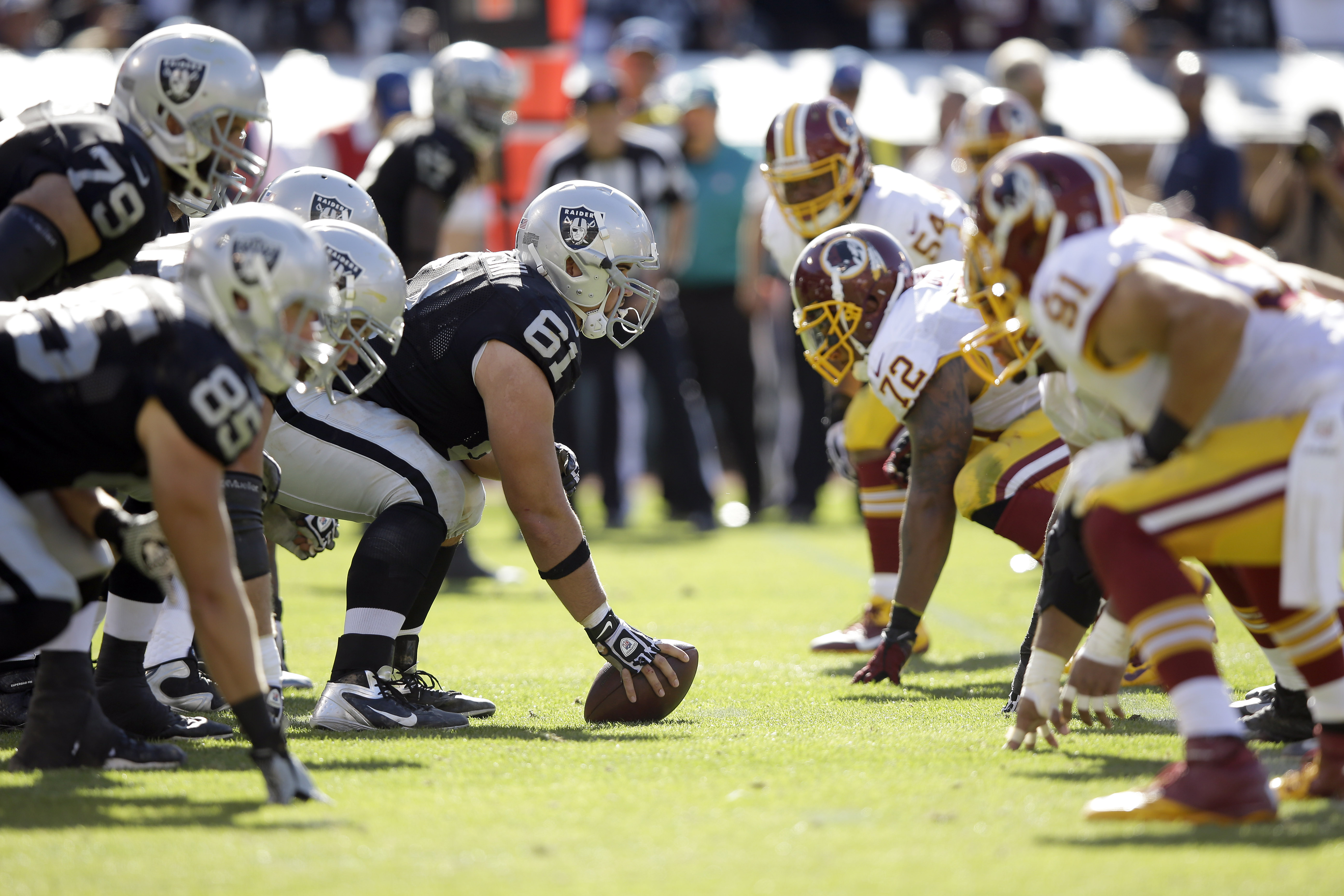 Washington Redskins prepare for prime time