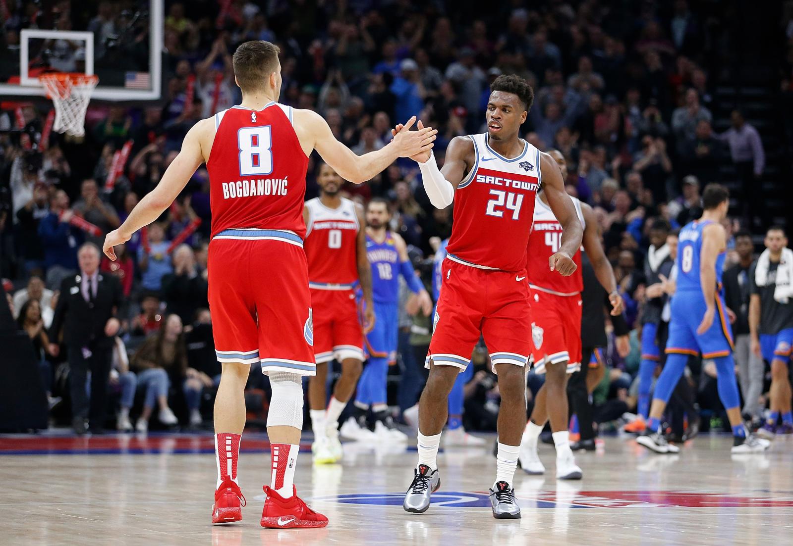 Sacramento Kings: Buddy Hield, Bogdan Bogdanovic experiment thriving